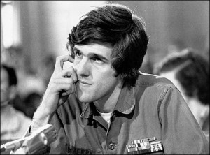 John Kerry, 1971